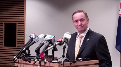 Key press conference
