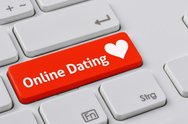 online dating image